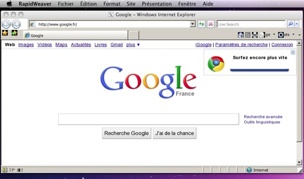 télécharger internet explorer mac